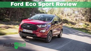 2018 Ford Eco Sport Review