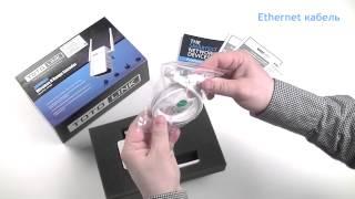 tOTOLINK EX300: Усилитель Wi-Fi сигнала (распаковка / unboxing)