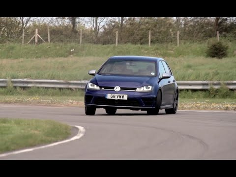 VW Golf R pitted against BMW M235i in enthusiast's choice battle