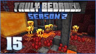 Blaze Farm | Truly Bedrock Season 2 Episode 15 | Minecraft Bedrock Edition