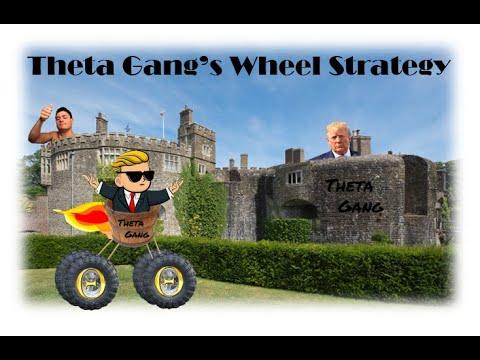 The Wheel: Theta Gang Strategy #3 // r/wallstreetbets