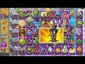 Plants vs Zombies 2 - 1000 Zombi Comadreja vs Todas las Plantas
