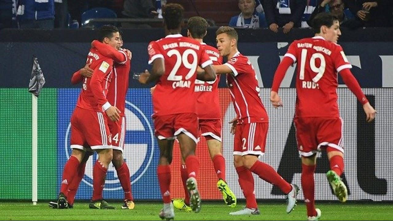 Bayern Mainz Highlights