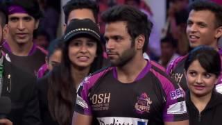 Frooti BCL Episode 10 Kolkata Baabu Moshayes vs Lucknow Nawabs