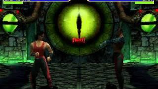 PC Longplay [171] Mortal Kombat 4