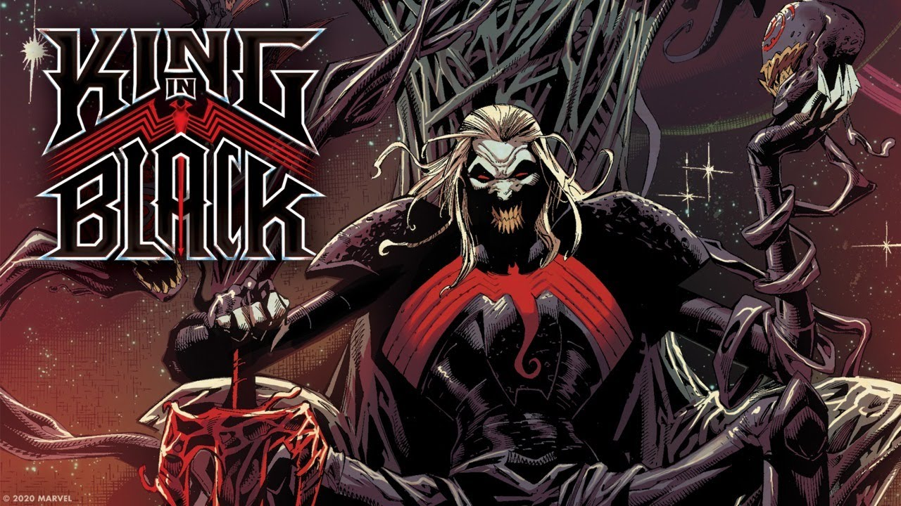 KING IN BLACK Announcement Trailer | Marvel Comics