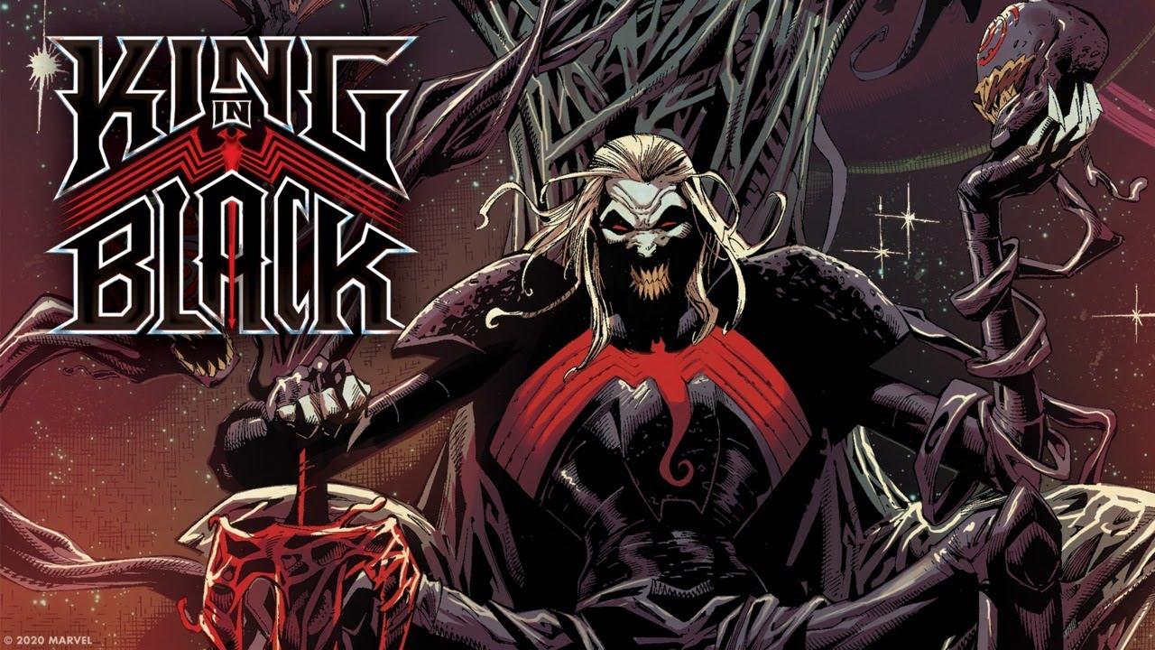 Image result for King in Black #4