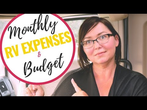 How Much Does Living In An RV Cost // RV Living Cheaper Than You Think
