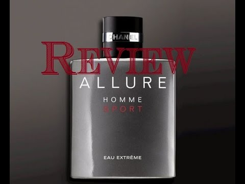 b905166769e2 Chanel Allure Homme Sport eau extreme - Subscriber's Choice - YouTube