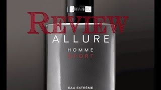 Chanel Allure Homme Sport eau extreme - Subscriber's Choice