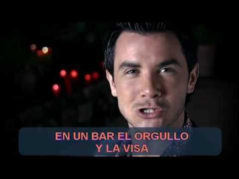 DAVID CIVERA - EL ORGULLO Y LA VISA (KARAOKE)
