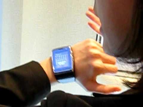 LG GD910 Wrist Phone
