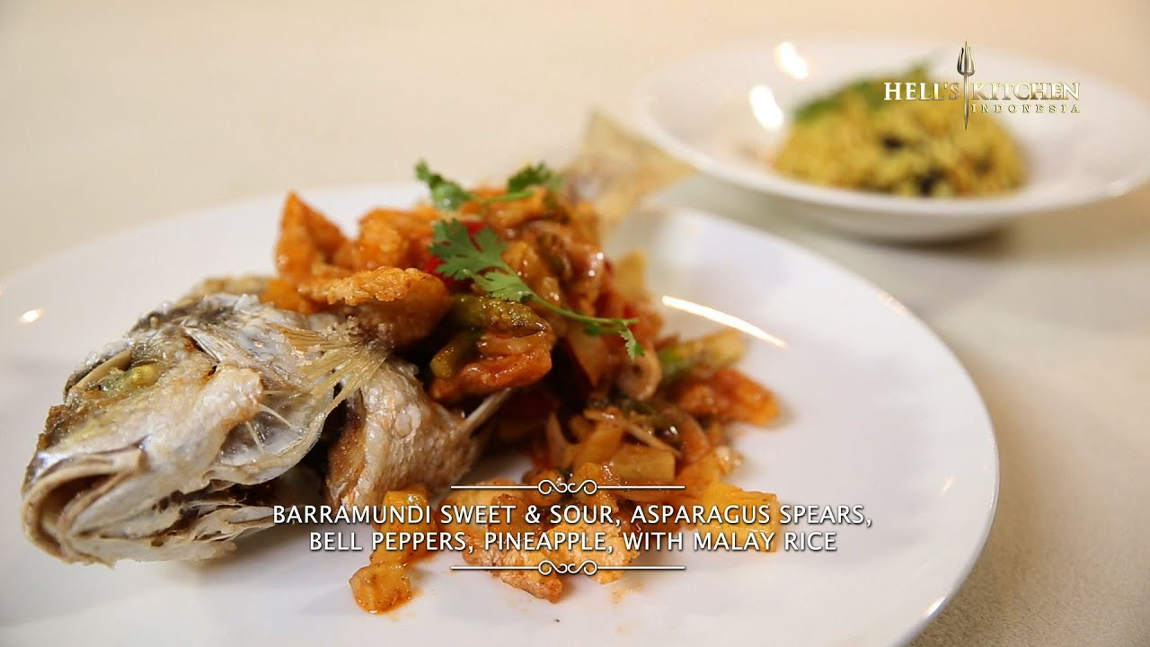 hell s kitchen at home 3 barramundi sweet sour asparagus