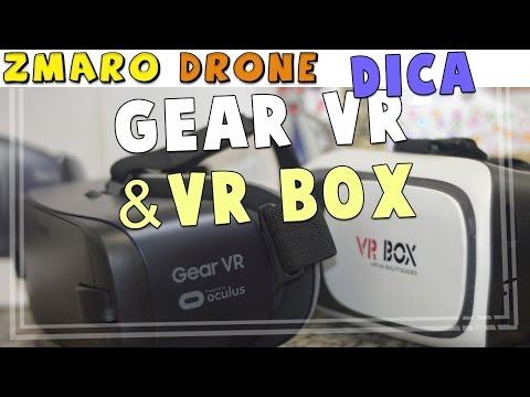 Gear VR e VR Box é tudo igual? O que é e pra que serve cada um?