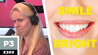 Smilebright - hvide tænder eller ætsende tandkød?