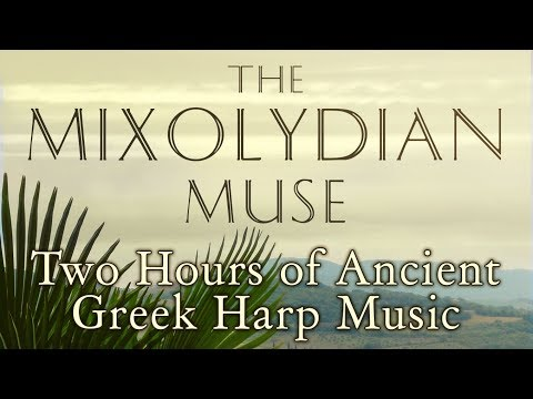 2 Hours of Peaceful Ancient Greek Harp Music
