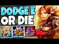 ONE COMBO KILLS ANYONE! AP LEONA MID HAS NO COUNTER PLAY - League of Legends