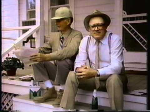1985 Bartles  Jaymes wine cooler commercial Thank you
