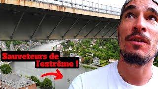 Ces POMPIERS Montent à PLUS DE 70m de Hauteur ! GRIMPDAY 2019 Jour 2 / The Bridge[La remise #63]