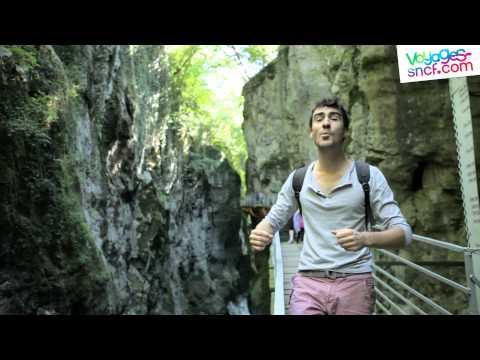 Balade à Annecy en vidéo