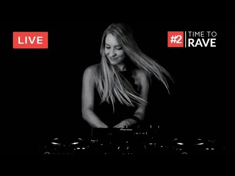 Vanessa Sukowski | Time to Rave #2 Livesession on FB (29.04.18)