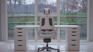 THE BEST OFFICE CHAIR IN THE WORLD!