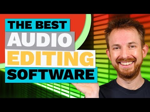 Best Audio Editing Software (3 Top Audio Editors for PC and Mac)