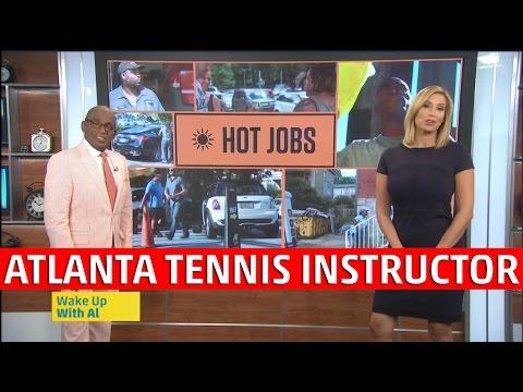 Hot Jobs: Tennis Instructor