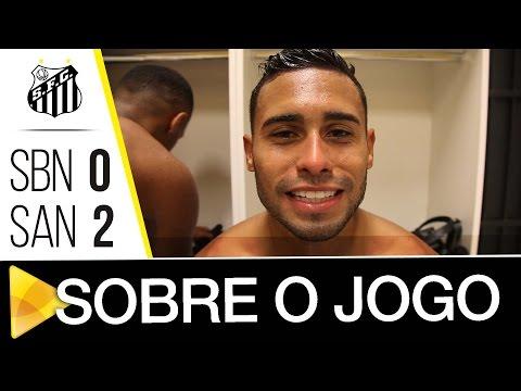 Kayke e Vitor Bueno analisam vitória sobre o São Bento