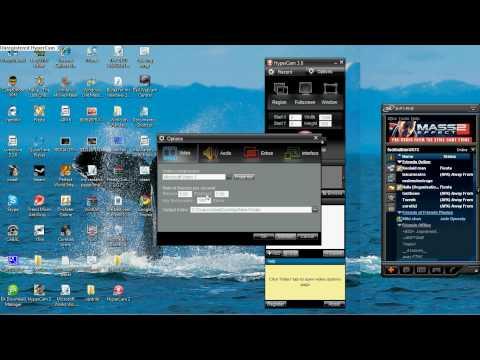 hyper cam 3 tutorial