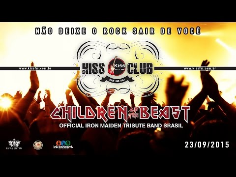 KISS CLUB - CHILDREN OF THE BEAST - 23/09/2015