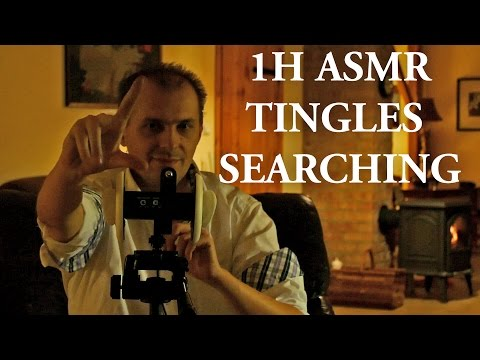 1Hour 3D ASMR Searching for Tingles. Binaural Relaxation for Sleep.