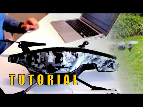 HOW TO HACK A DRONE - TUTORIAL [GONE WRONG]