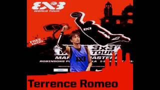 TERRENCE ROMEO TOP 10 3X3 HIGHLIGHTS