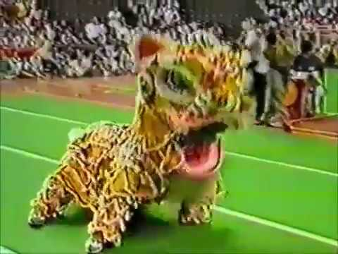 1990 Lion Dance Competition - YKM Hong kong Episode 1