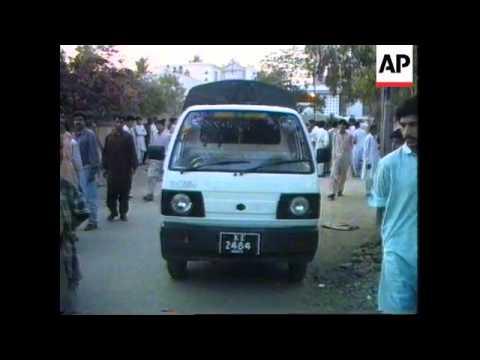 Pakistan - Police/Suspects Shootout Kills Six