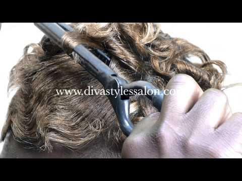 Toni Braxton Short Hair How To Diva Styles Salon