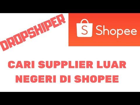 #shopee-cara-sukses-dropship-,-cari-supplier-luar-negeri-di-shopee-#bukalapak-#tokopedia