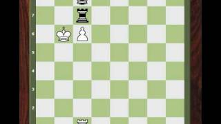 Chess Endgame: 2nd Rank Stalemate Trap in Rook Endings