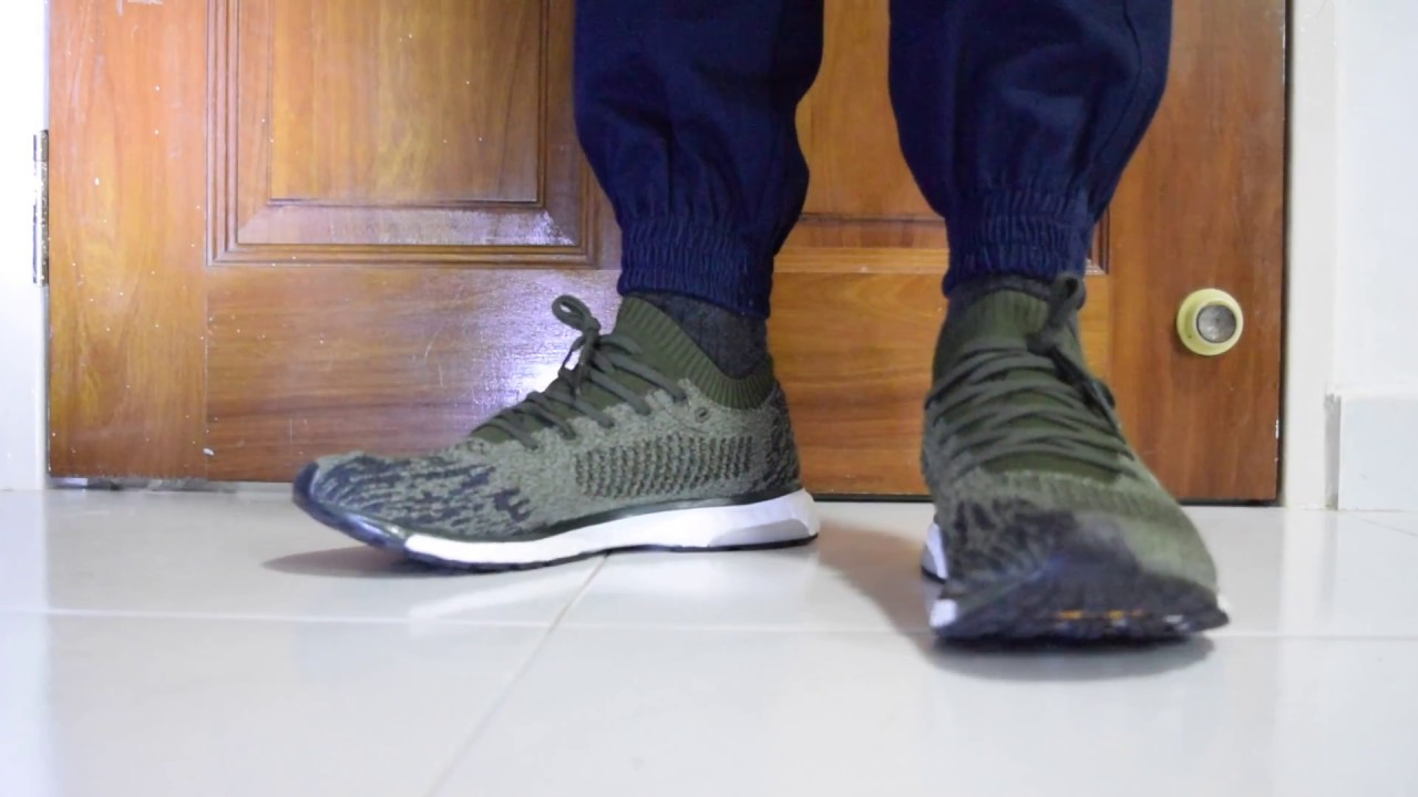 online retailer 52c5c 10135 Adidas Adizero Prime LTD (Olive) On Feet - YouTube