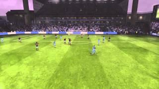 FIFA 15 - Beckham vs Greece Style