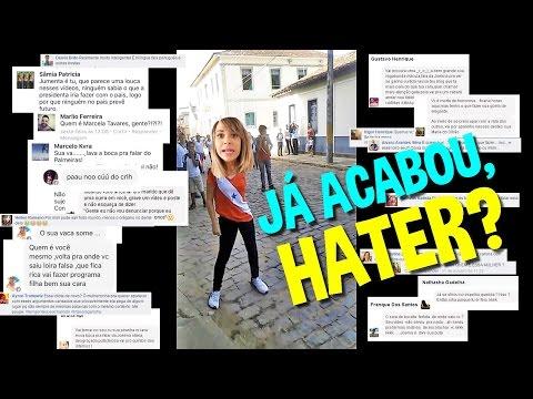 Marcela Tavares  Responde Aos Haters.