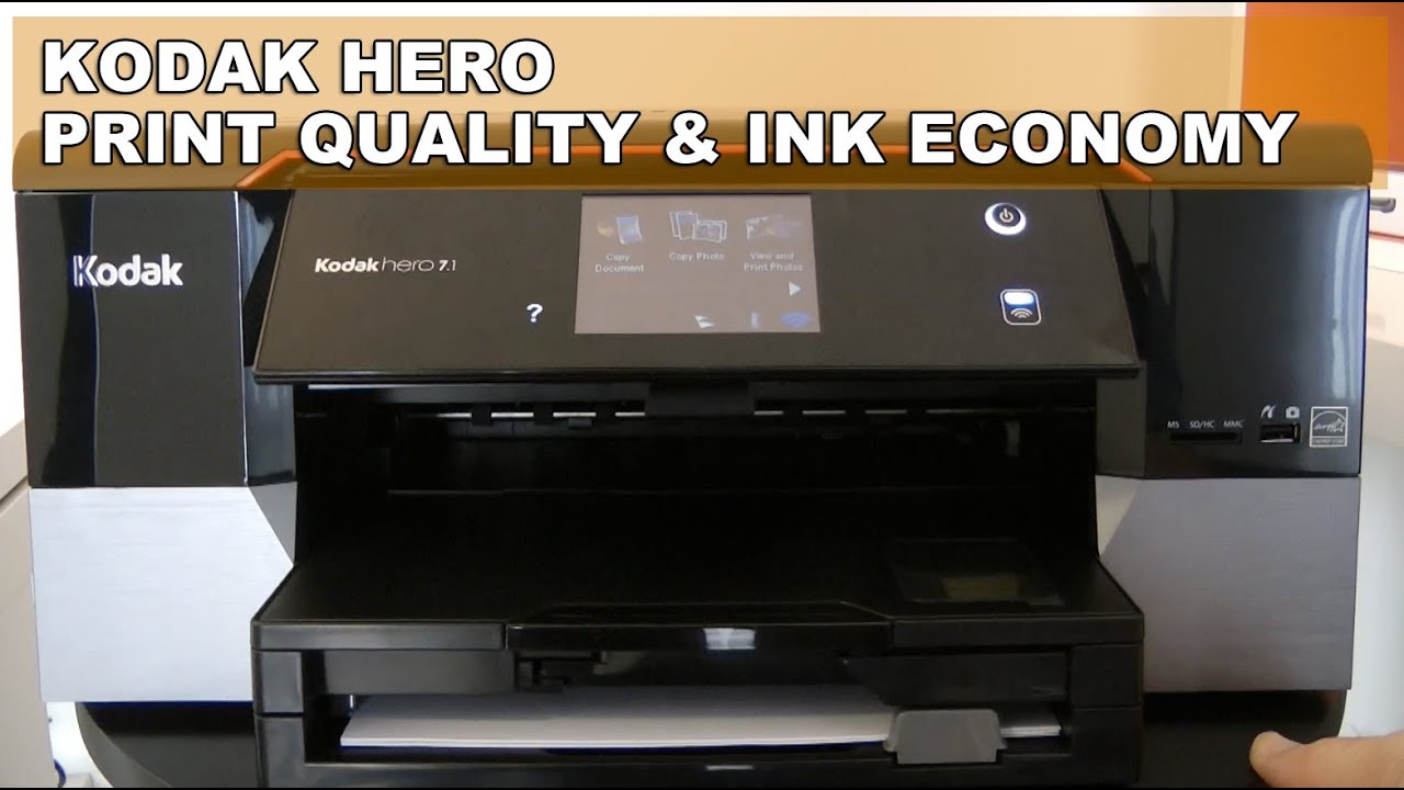 Kodak Hero 71 Printer