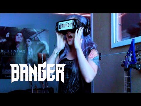 Alissa White-Gluz reacts to Welcome to Wacken VR doc episode thumbnail