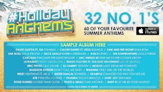 #HolidayAnthems: Album Sampler - Out Now