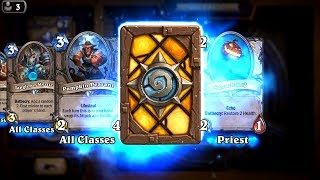 Pick Pocket - The Witchwood Hearthstone rare card pack opening