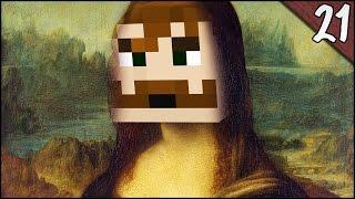 EINDEUTIG KUNST - Minecraft DESPERADO #21 | Kedos