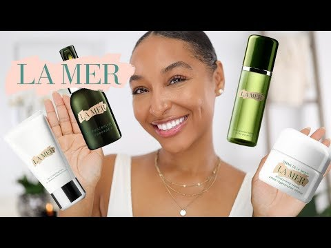 La Mer Review | Skincare Routine Demo + NEW Mini Hauls