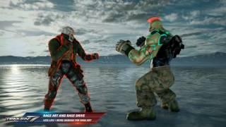 TEKKEN 7 Presents...Iron Fist Mastery: Rage Art