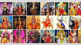 Durga Puja Decoration Photos || Navratri Durga Mata Images || Maa Durga HD Images || Durga Maa Puja